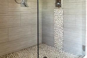 AEF Rénovation réalise la pose de votre douche italienne sur-mesure en Presqu'île guérandaise.