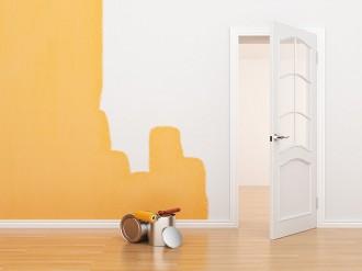 Confiez la décoration peinture de votre logement à AEF Rénovation, artisan peintre en Presqu'île Guérandaise.