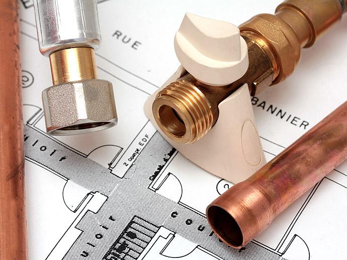AEF rénovation réalise tous vos travaux de plomberie en Presqu'île guérandaise.