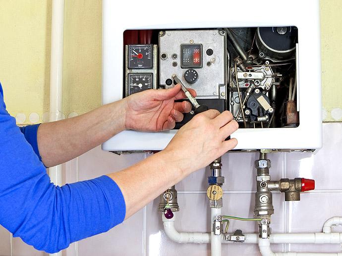 AEF Rénovation réalise l'installation de votre chaudière à gaz en Presqu'île guérandaise.