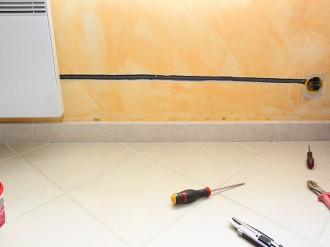 AEF Rénovation assure la pose de vos radiateurs électriques en Presqu'île guérandaise.
