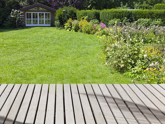 Terrasse en bois La Baule Guérande  pose terrasse bois