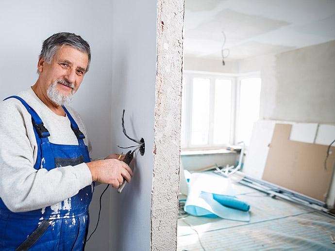 AEF Rénovation assure la rénovation électrique de votre logement ou bureau en Presqu'île guérandaise.