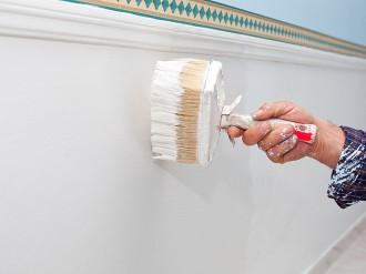 Confiez la rénovation peinture de votre logement à AEF Rénovation, artisan peintre en Presqu'île Guérandaise.