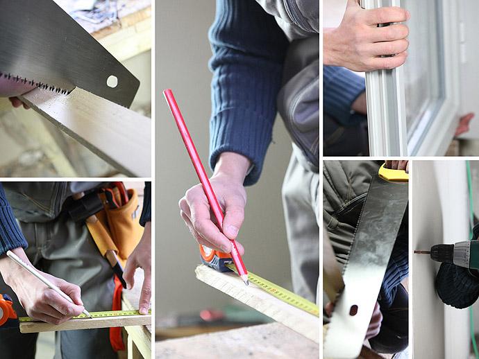 AEF Rénovation, artisan menuisier, réalise tous travaux de menuiserie sur La Baule et Guérande.